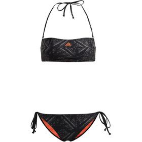 adidas Festivibes Bikini Women black/true orange